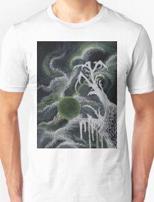 Tree in Green Moonlight T-Shirt