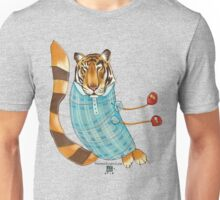 Tiger in Stripes Unisex T-Shirt
