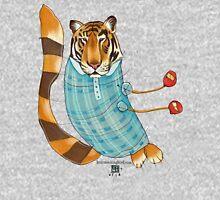Tiger in Stripes Unisex T-Shirt
