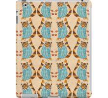 Tiger in Stripes iPad Case/Skin