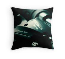 Bicycle Detail 2 Throw Pillow