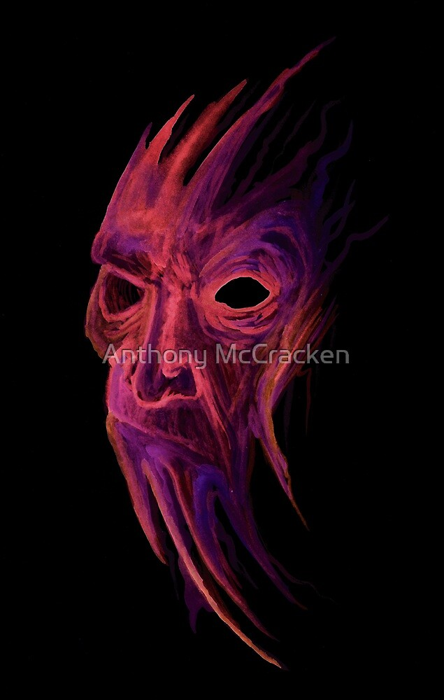 Evil Spirit by Anthony McCracken