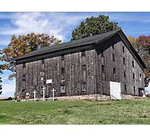 Another great old barn Photographic Print