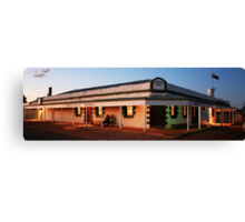 Birdsville Hotel, Queensland Canvas Print