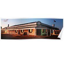 Birdsville Hotel, Queensland Poster
