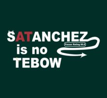 Satanchez Is No Tebow by gregbukovatz