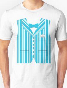 Dapper Dans Vest - Blue T-Shirt