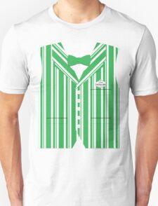Dapper Dans Vest - Green T-Shirt
