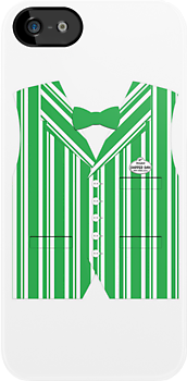 Dapper Dans Vest - Green by jdotcole