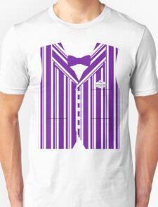Dapper Dans Vest - Purple T-Shirt