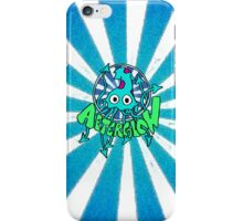 Afterglow Apparel - Squid - Green Text iPhone Case/Skin