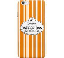 Dapper Dans Nametag - Halloween iPhone Case/Skin