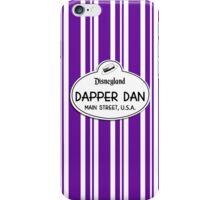 Dapper Dans Nametag - Purple iPhone Case/Skin