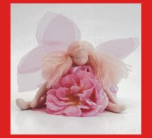 Lilabelle Spring Fairy Kids Tee