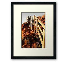 The Ascent 2 Framed Print