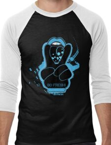 SO FRESH-MATCHING Nike Total Air Foamposite Max :D Men's Baseball ¾ T-Shirt