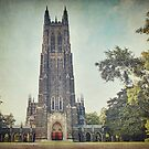 Vintage Feel Duke Chapel by Emily Enz