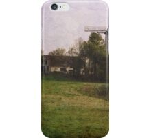 Beautiful countryside iPhone Case/Skin