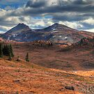Autumn in high altitude II (HDR) by zumi