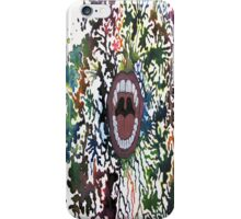 Screaming Colors iPhone Case/Skin