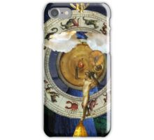 Stepping Into One's Chart iPhone Case/Skin