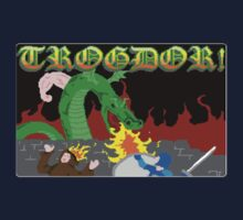 Trogdor the Burninator by mrwuzzle