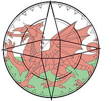 wales compass by suzyq42