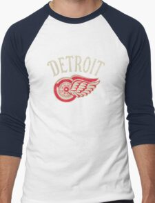 Red Wings sport detroit Men's Baseball ¾ T-Shirt