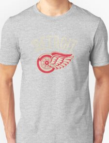 Red Wings sport detroit T-Shirt