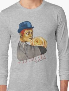 Snailapillar Long Sleeve T-Shirt