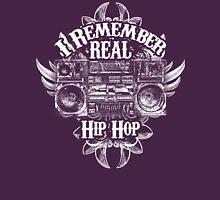 I Remember REAL Hip Hop Unisex T-Shirt