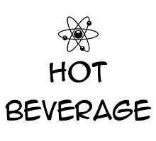 TBBT - Hot Beverage Photographic Print