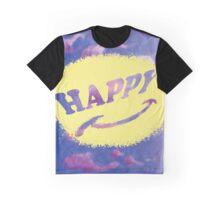 Happy (Ver. 2) Graphic T-Shirt