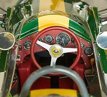 Lotus by Chris Tarling