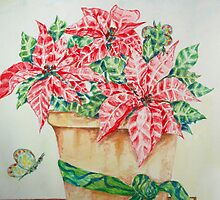 Poinsettia by evonealawi
