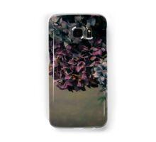 Hydrangea in the Fall Samsung Galaxy Case/Skin