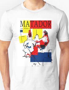 "Almodovar movies: ""Matador"" Unisex T-Shirt"