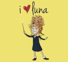 I Love Luna Kids Clothes