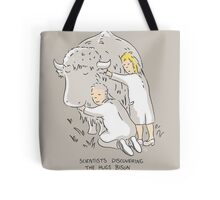 CERN discovery Tote Bag