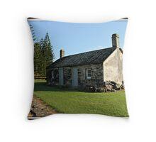 historic norfolk 2 Throw Pillow