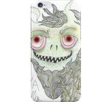 demonic grinch 2 iPhone Case/Skin