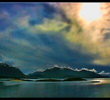 Norwegian Sky by BillyFish