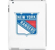 New York Ranger Hockey Team iPad Case/Skin