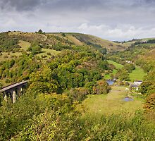 Monsal Head - Peak District by David Lewins