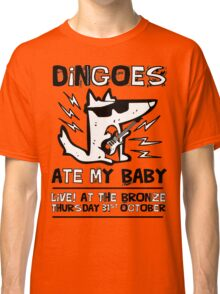 Dingoes Ate My Baby | Buffy The Vampire Slayer Band T-shirt Classic T-Shirt