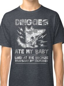 Dingoes Ate My Baby | Buffy The Vampire Slayer Band T-shirt [Distressed] Classic T-Shirt