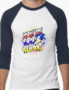 Sonic - Tee (different design on graphic tee) T-Shirt