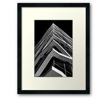 One Shelley Street Sydney Australia - III Framed Print