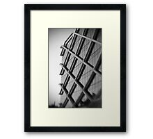 One Shelley Street Sydney Australia - IV Framed Print