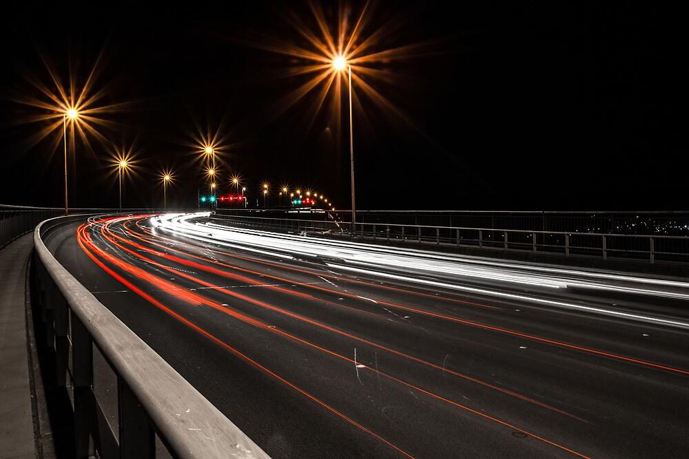 Tasman Bridge by alidavisphoto